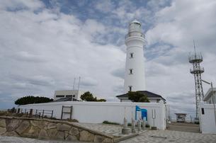 犬吠埼灯台 イギリス人設計西洋型第1等灯台の写真素材 [FYI01560035]