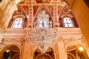 大聖堂内部の写真素材 [FYI01560210]