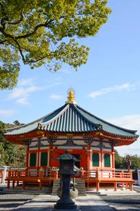 成田山新勝寺 聖徳太子堂の写真素材 [FYI01560241]
