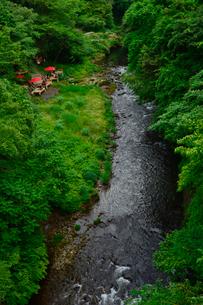 鶴仙渓の写真素材 [FYI01560302]