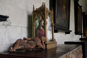 世界遺産サン・アグスチン教会の写真素材 [FYI01560545]