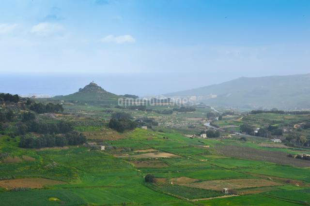 チタデル大城塞からの町を望むの写真素材 [FYI01560843]