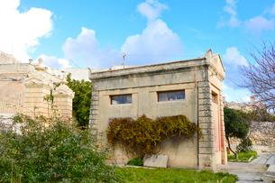 聖パウロ地下墓地の写真素材 [FYI01561409]