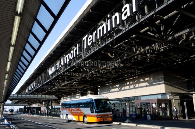 成田国際空港の写真素材 [FYI01561606]