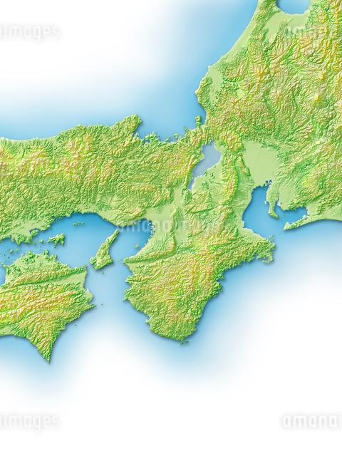 近畿地方のイラスト素材 [FYI01561887]