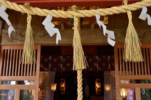国吉神社の写真素材 [FYI01561969]
