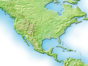 アメリカ合衆国地図のイラスト素材 [FYI01562054]