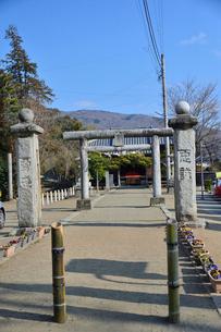 お寺に飾られたお雛様の写真素材 [FYI01562057]