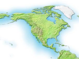 アメリカ合衆国地図のイラスト素材 [FYI01562118]