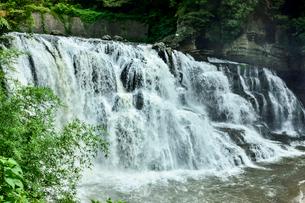 龍門の滝の写真素材 [FYI01562157]