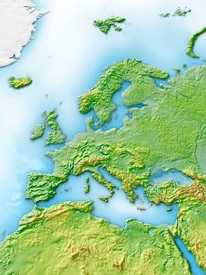 ヨーロッパのイラスト素材 [FYI01562170]