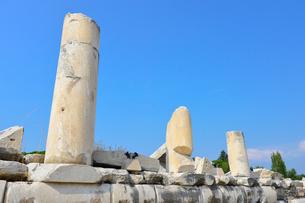 エフェソス遺跡群の写真素材 [FYI01562264]