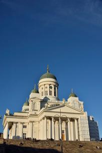 ヘルシンキ大聖堂の写真素材 [FYI01562315]
