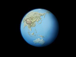 地球  日本のイラスト素材 [FYI01562475]