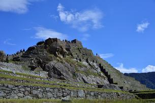 マチュピチュ遺跡の写真素材 [FYI01562481]