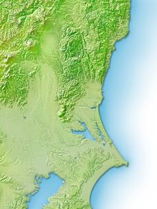 茨城県地図のイラスト素材 [FYI01562490]