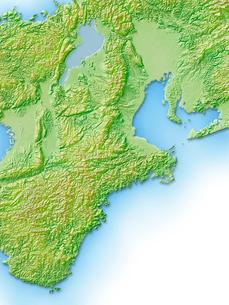 三重県地図のイラスト素材 [FYI01562653]