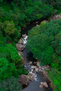 天帝淵滝の写真素材 [FYI01562836]