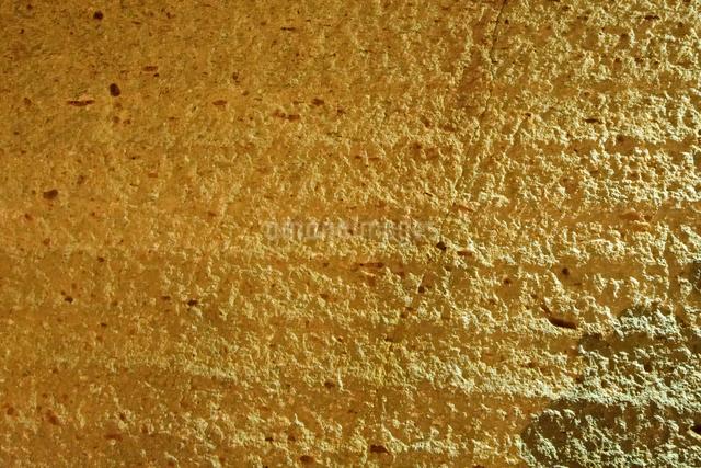 大谷資料館にある手掘りの跡の写真素材 [FYI01563410]