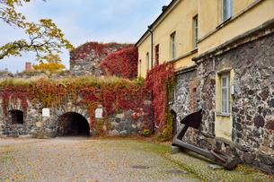要塞の建築を指揮したエーレンスヴァルド博物館の写真素材 [FYI01563601]