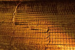 大谷資料館の内部の写真素材 [FYI01563637]