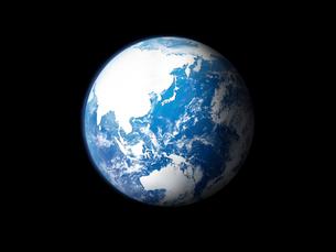 地球  日本のイラスト素材 [FYI01564128]