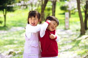 子供の写真素材 [FYI01564318]