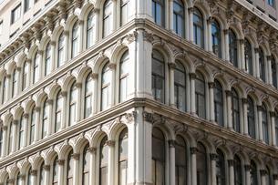セントラルビレッジのロフトビル外観の写真素材 [FYI01570058]