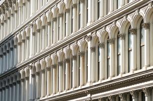 セントラルビレッジのロフトビル外観の写真素材 [FYI01570447]