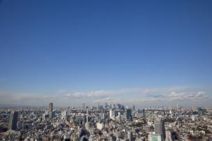 ガーデンプレイスより副都心ビル群を望むの写真素材 [FYI01570453]