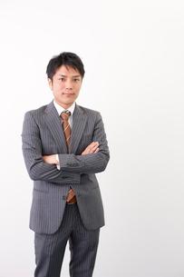 日本人のビジネスマンの写真素材 [FYI01573286]