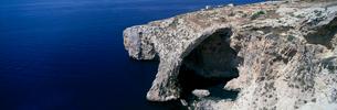 青の洞窟の写真素材 [FYI01582102]