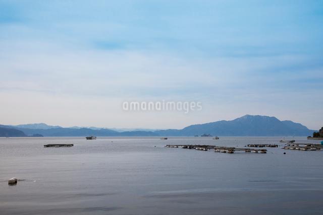 常神の漁村の写真素材 [FYI01583340]