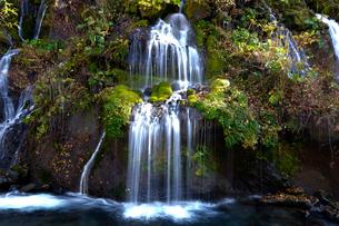 吐竜の滝の写真素材 [FYI01584462]