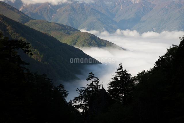 雲海の写真素材 [FYI01584541]