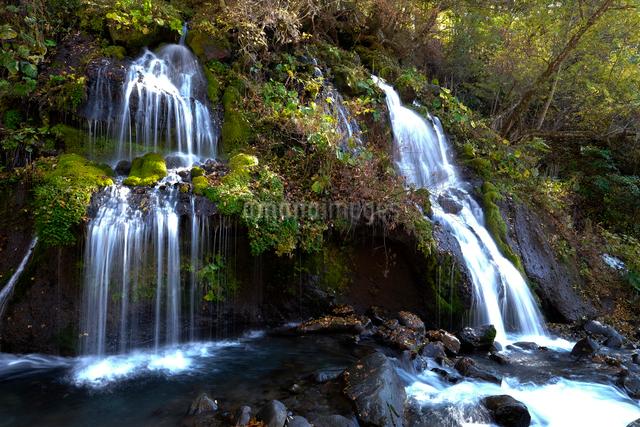 吐竜の滝の写真素材 [FYI01584954]