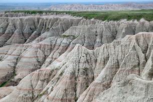 バッドランズの大峡谷の写真素材 [FYI01585109]