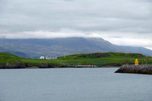 アイスランドの風景の写真素材 [FYI01585237]