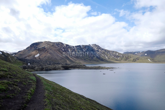 ハイランドの風景の写真素材 [FYI01585305]