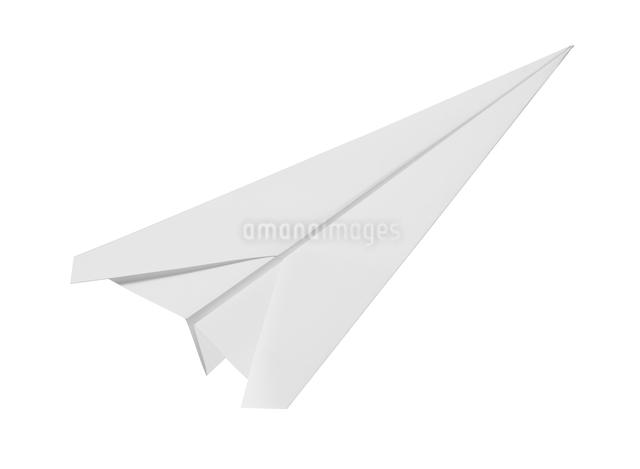 紙飛行機の写真素材 [FYI01585320]
