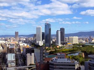 大阪ビジネスパーク(OBP)の写真素材 [FYI01585926]