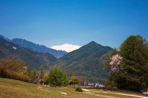 田園風景の写真素材 [FYI01586552]