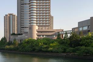 帝国ホテル 大阪の写真素材 [FYI01586696]
