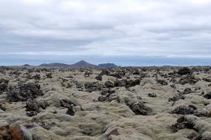 溶岩の写真素材 [FYI01586784]