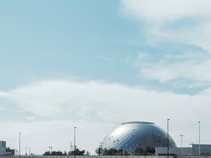 なにわの海の時空館の写真素材 [FYI01586886]