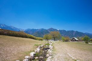 田園風景の写真素材 [FYI01587502]