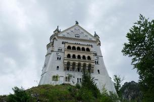 ノイシュヴァンシュタイン城の写真素材 [FYI01588164]