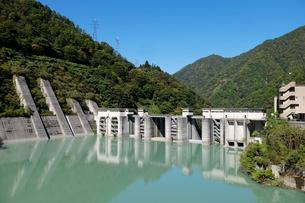 うなづき湖の写真素材 [FYI01588685]