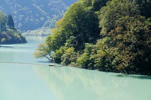 宇奈月ダムの写真素材 [FYI01589255]