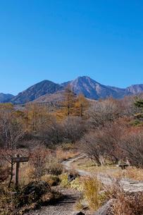 八ヶ岳の写真素材 [FYI01589309]